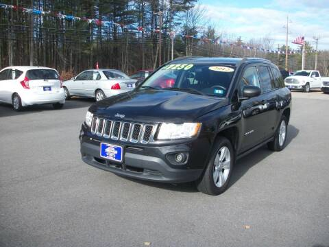 2012 Jeep Compass for sale at Auto Images Auto Sales LLC in Rochester NH