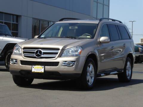 2007 Mercedes-Benz GL-Class for sale at Loudoun Used Cars - LOUDOUN MOTOR CARS in Chantilly VA
