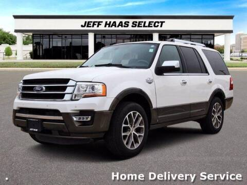 2016 Ford Expedition for sale at JEFF HAAS MAZDA in Houston TX