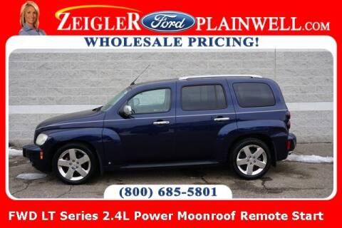 2007 Chevrolet HHR for sale at Zeigler Ford of Plainwell- Jeff Bishop in Plainwell MI