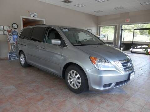 2010 Honda Odyssey for sale at ABSOLUTE AUTO CENTER in Berlin CT