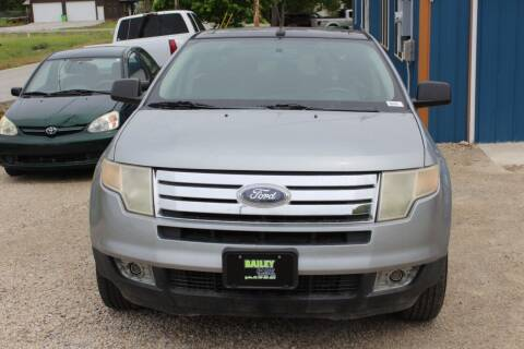 2007 Ford Edge for sale at Bailey & Sons Motor Co in Lyndon KS