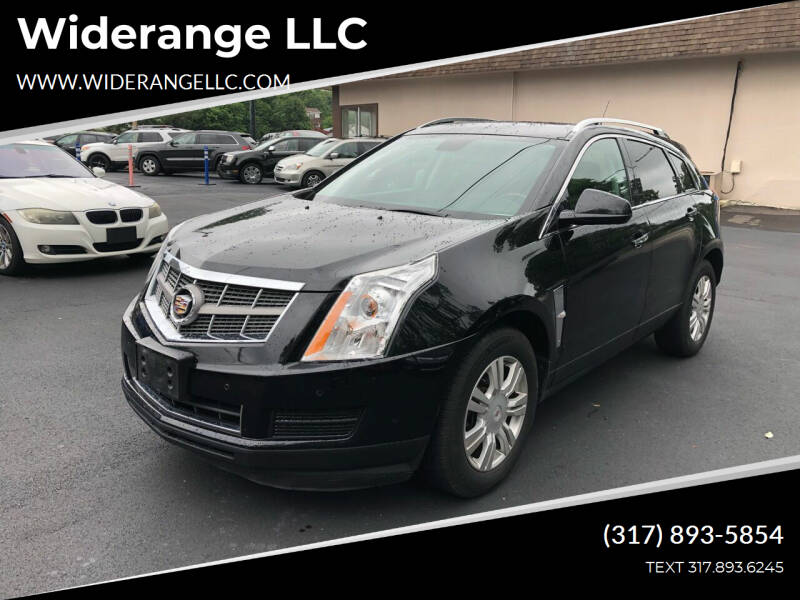2011 Cadillac SRX for sale at Widerange LLC in Greenwood IN
