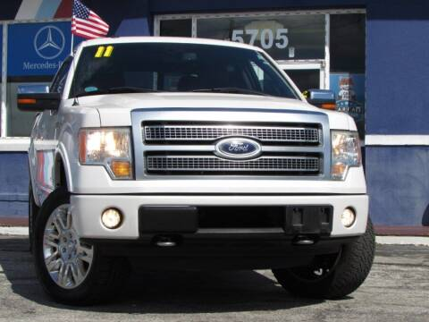 2011 Ford F-150 for sale at VIP AUTO ENTERPRISE INC. in Orlando FL