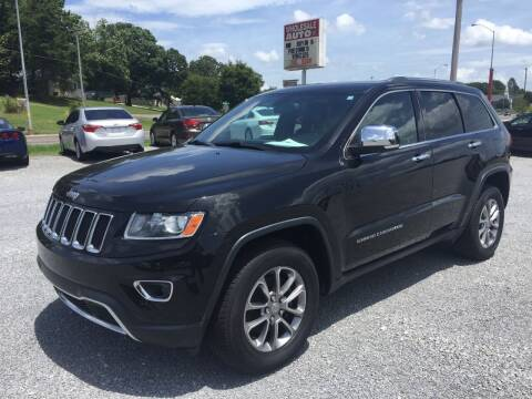 2014 Jeep Grand Cherokee for sale at Wholesale Auto Inc in Athens TN