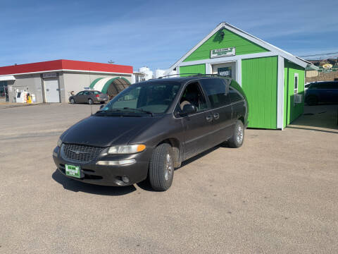 1999 Chrysler Town and Country for sale at Independent Auto in Belle Fourche SD