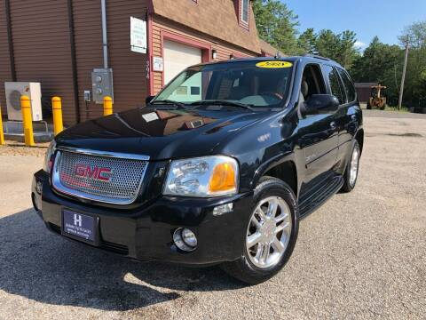2008 GMC Envoy for sale at Hornes Auto Sales LLC in Epping NH