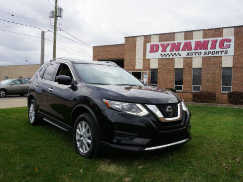 2018 Nissan Rogue for sale at DYNAMIC AUTO SPORTS in Addison IL