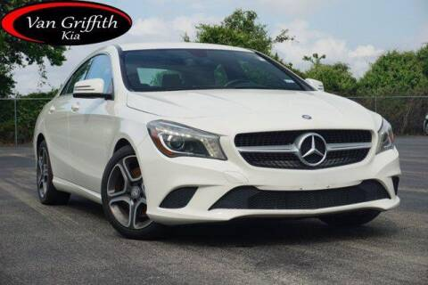 2014 Mercedes-Benz CLA for sale at Van Griffith Kia Granbury in Granbury TX