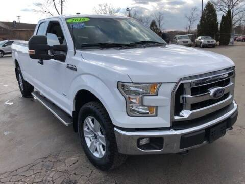 2016 Ford F-150 for sale at Newcombs Auto Sales in Auburn Hills MI