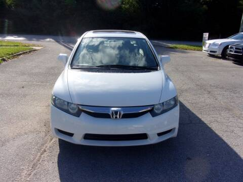 2009 Honda Civic for sale at Auto Sales Sheila, Inc in Louisville KY