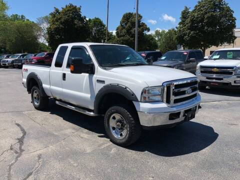 2006 Ford F-250 Super Duty for sale at WILLIAMS AUTO SALES in Green Bay WI