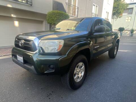 2013 Toyota Tacoma for sale at Bay Auto Exchange in San Jose CA
