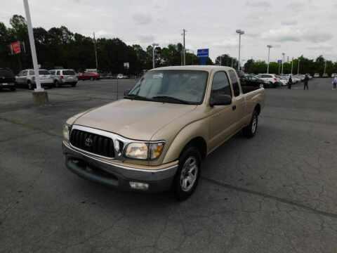 2001 Toyota Tacoma for sale at Paniagua Auto Mall in Dalton GA