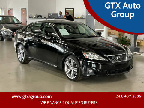2011 Lexus IS 250 for sale at UNCARRO in West Chester OH
