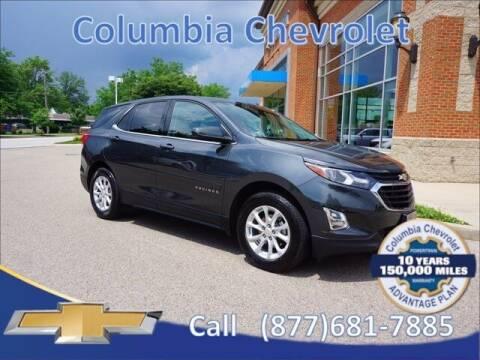 2019 Chevrolet Equinox for sale at COLUMBIA CHEVROLET in Cincinnati OH