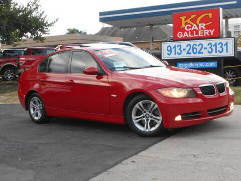 2008 BMW 3 Series for sale at KC Car Gallery in Kansas City KS