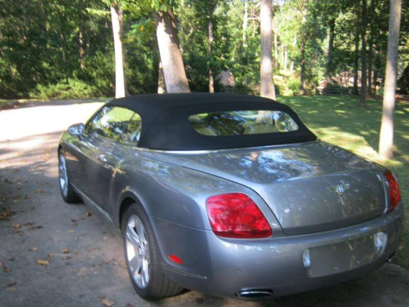 2007 Bentley Continental for sale at Speed Auto Inc in Charlotte NC