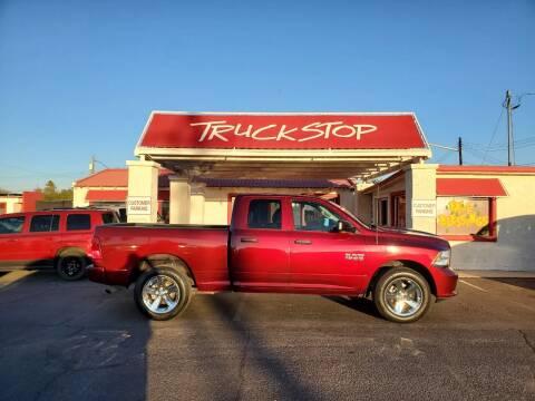 2018 RAM Ram Pickup 1500 for sale at TRUCK STOP INC in Tucson AZ