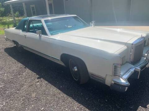 1979 Lincoln Town Car for sale at Classic Car Deals in Cadillac MI