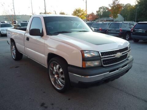 2006 Chevrolet Silverado 1500 for sale at Credit Cars LLC in Lawrenceville GA