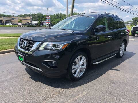 2018 Nissan Pathfinder for sale at iCar Auto Sales in Howell NJ