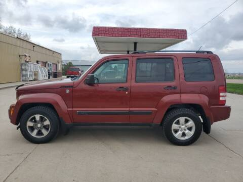 2008 Jeep Liberty for sale at Dakota Auto Inc. in Dakota City NE