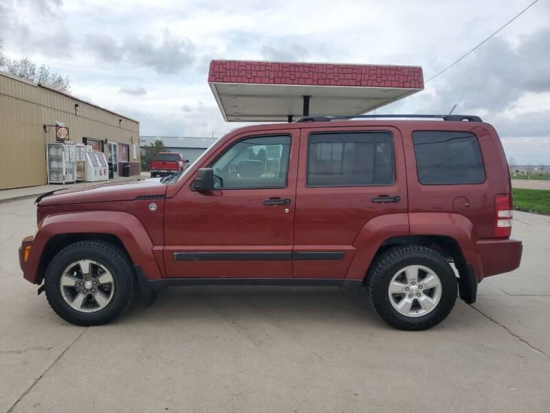 2008 Jeep Liberty for sale at Dakota Auto Inc. in Dakota City NE
