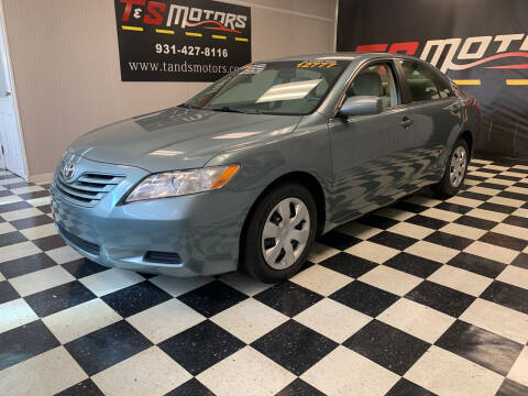 2009 Toyota Camry for sale at T & S Motors in Ardmore TN