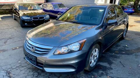 2011 Honda Accord for sale at ELITE MOTORS in West Haven CT