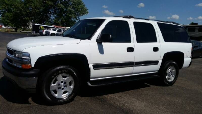 2004 Chevrolet Suburban for sale at Superior Auto Sales in Miamisburg OH