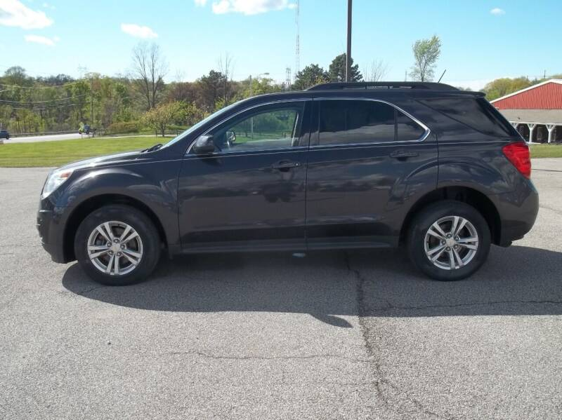 2013 Chevrolet Equinox for sale at Rt. 44 Auto Sales in Chardon OH