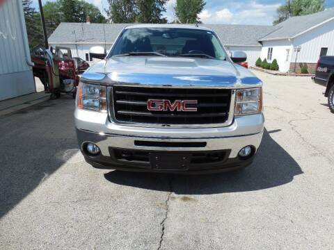 2011 GMC Sierra 1500 for sale at Streich Motors Inc in Fox Lake WI