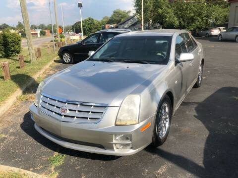 2006 Cadillac STS for sale at Right Place Auto Sales in Indianapolis IN