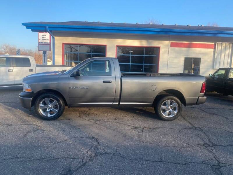 2011 RAM Ram Pickup 1500 for sale at Auto Outlet in Billings MT