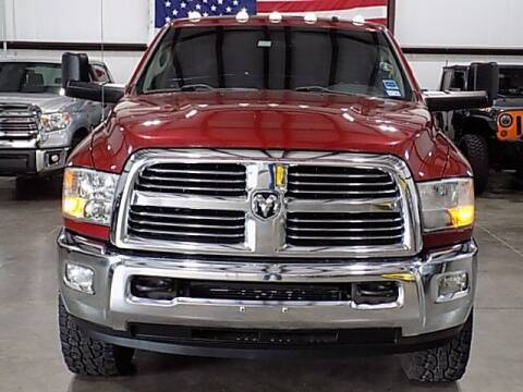 2014 RAM Ram Pickup 3500 for sale at Texas Motor Sport in Houston TX