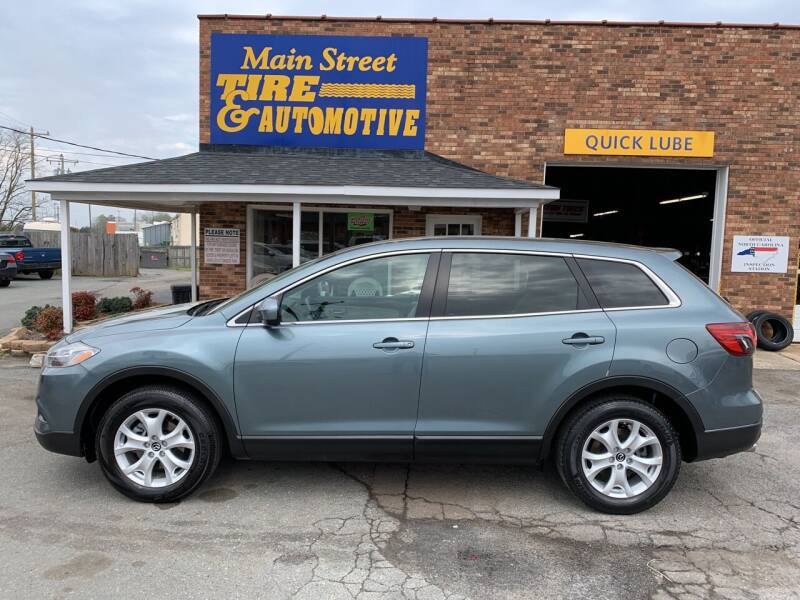 2013 Mazda CX-9 for sale at Main Street Auto LLC in King NC