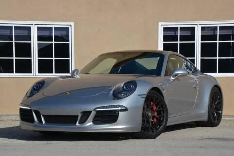 2016 Porsche 911 for sale at Milpas Motors in Santa Barbara CA