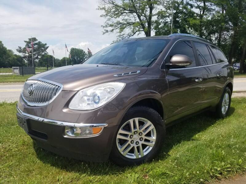 2008 Buick Enclave for sale at RBM AUTO BROKERS in Alsip IL