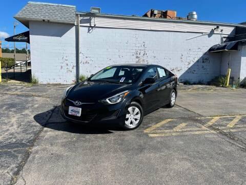 2016 Hyundai Elantra for sale at Santa Motors Inc in Rochester NY