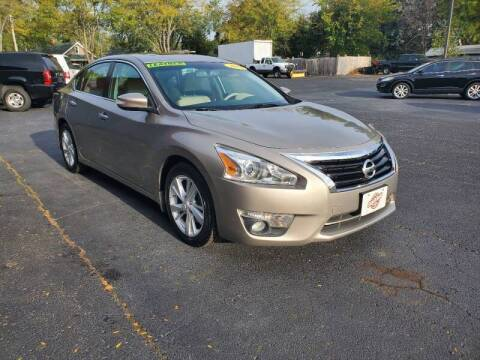 2014 Nissan Altima for sale at Stach Auto in Edgerton WI