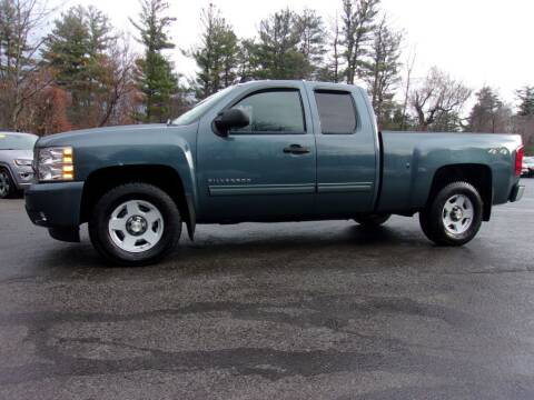 2010 Chevrolet Silverado 1500 for sale at Mark's Discount Truck & Auto Sales in Londonderry NH
