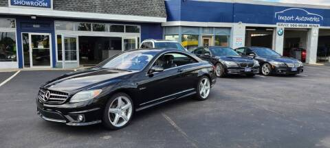 2009 Mercedes-Benz CL-Class for sale at Import Autowerks in Portsmouth VA