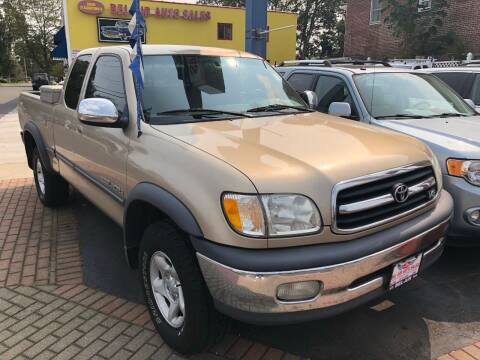 2002 Toyota Tundra for sale at Bel Air Auto Sales in Milford CT