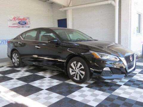 2019 Nissan Altima for sale at McLaughlin Ford in Sumter SC