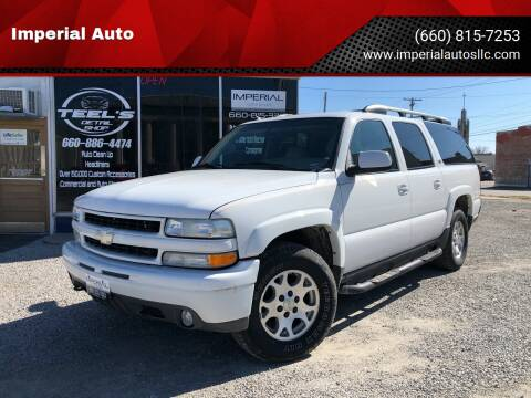 2003 Chevrolet Suburban for sale at Imperial Auto of Marshall in Marshall MO