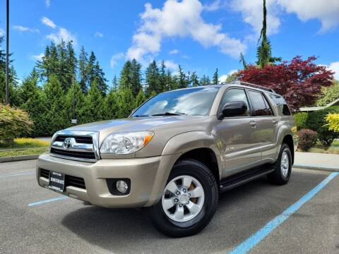 2007 Toyota 4Runner for sale at Silver Star Auto in Lynnwood WA