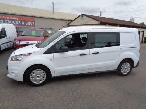 2014 Ford Transit Connect Cargo for sale at Aspen Auto Sales in Wayne MI