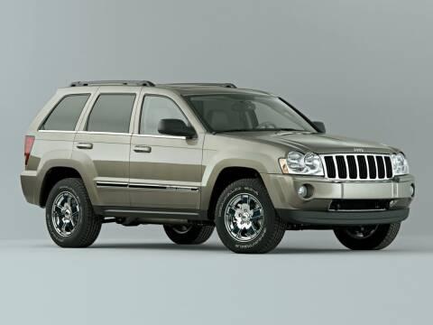2007 Jeep Grand Cherokee for sale at Sundance Chevrolet in Grand Ledge MI