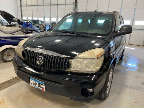 2007 Buick Rendezvous for sale at RDJ Auto Sales in Kerkhoven MN